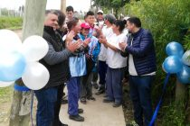 [Tigre] Inauguración de obras de veredas