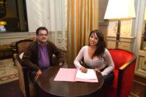 Victoria Donda, candidata de Stolbizer, enfrentará a Bullrich y a Kicillof