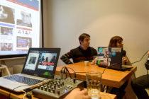 [CABA] Victoria Donda presentando nueva web de Libres del Sur