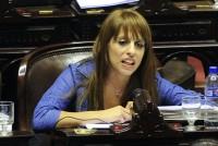 Intervención Victoria Donda ayer en Diputados