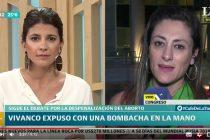 Raquel Vivanco en Cafe de la tarde por La Nación Mas