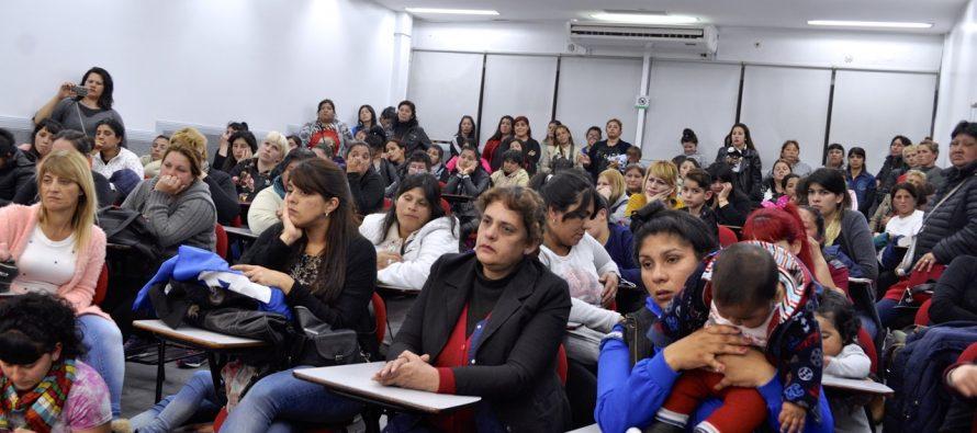 """[La Matanza] Se realizó el cierre de la consulta """"Vivas nos queremos"""""""