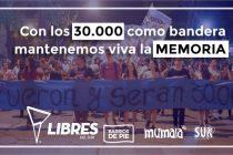 """[Neuquén] Jesús Escobar: """"Hoy marchamos en nuestras casas por la Memoria, la Verdad y la Justicia"""""""