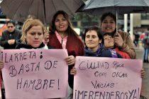 [CABA] Barrios de Pie. Protesta de ollas vacías en el Obelisco