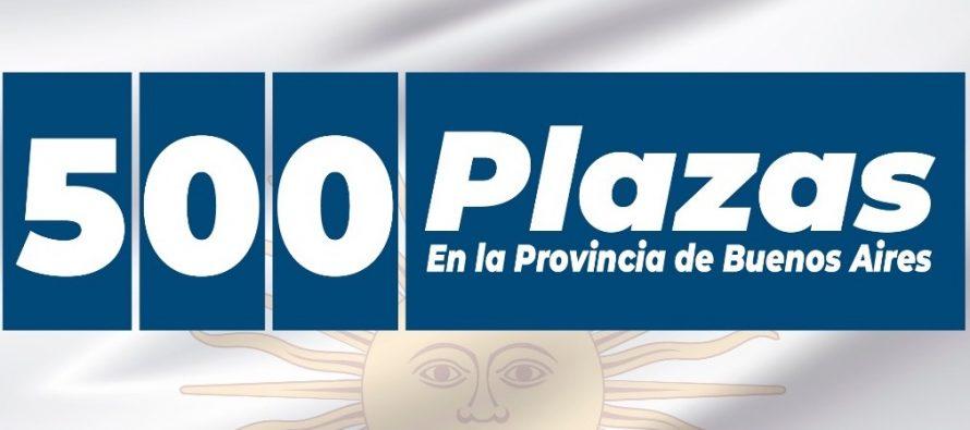 [Bs. As.] Libres del Sur desplegará presencia en más de 500 plazas de la provincia.