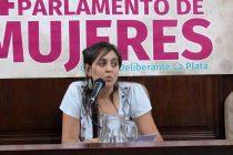 [La Plata] Maia Luna: Este 8M te esperamos en la Plaza Moreno