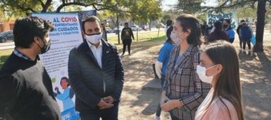 [Mendoza] 350 barrios hicieron un locro solidario por el 9 de Julio.
