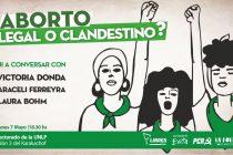 [La Plata] Aborto: ¿Legal o clandestino?