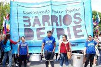 [Avellaneda] Barrios de Pie suspende corte en Puente Pueyrredón