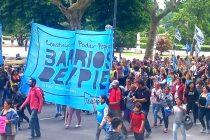 [La Plata] Barrios de Pie movilizará a la municipalidad.