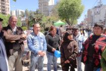 [Avellaneda] Ceballos en Plaza Alsina por el Hospital Veterinario