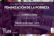 [Santa Fe] Feminización de la pobreza. Charla