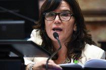 Barrios de Pie (Libres del Sur) repudia las amenazas de Somos a la intendenta riojana Inés Brizuela