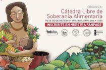 IV Jornada de Salud, Nutrición y Soberanía Alimentaria