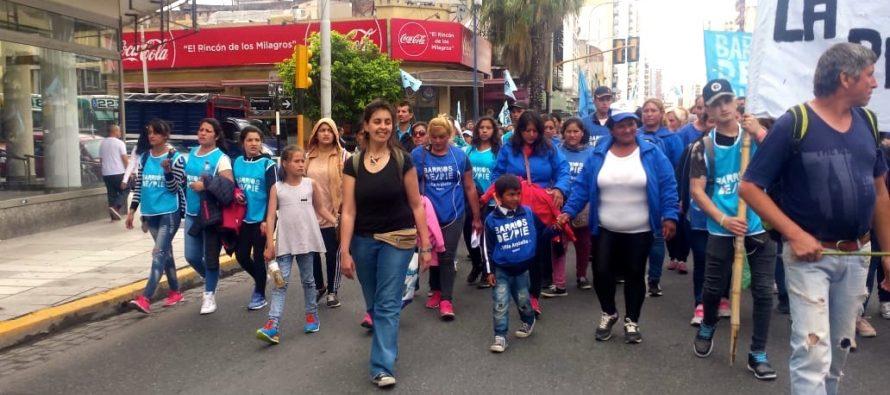 [La Plata] Trabajo genuino para los barrios más humildes