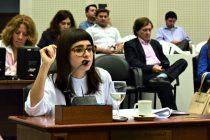 [Santiago del Estero] Concejala Marianella Lezama. No al aumento del boleto