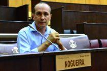 """Nogueira: """"Esquivel no nos dio información, ahora se la solicitamos al ministro"""""""