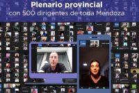 [Mendoza] Más de 500 dirigentes territoriales en el plenario provincial de Libres del Sur.