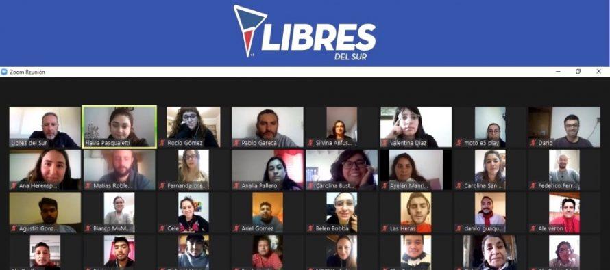 [Mendoza] Libres del Sur se prepara para las próximas elecciones legislativas.
