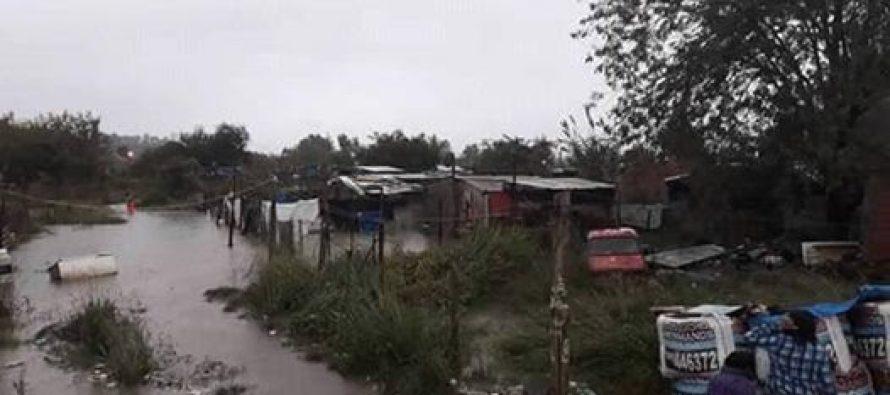 [Zarate] Vecinos inundados y sin asitencia del municipio