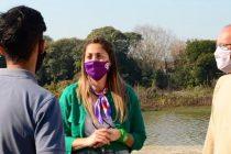 [CABA] Alternativa Ciudadana recorrió Costanera Sur y charló con vecines.
