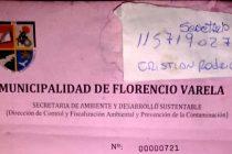 [Florencio Varela] Persecución política por parte del Frente de Todos