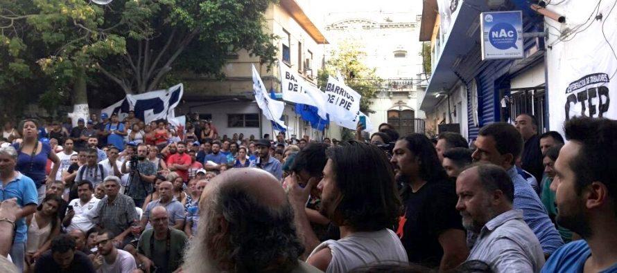 Los movimientos sociales acompañarán masivamente la marcha del 21 de febrero