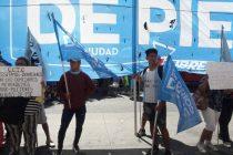 [CABA] Barrios de Pie se moviliza al Ministerio de Desarrollo Humano y Hábitat de la Ciudad