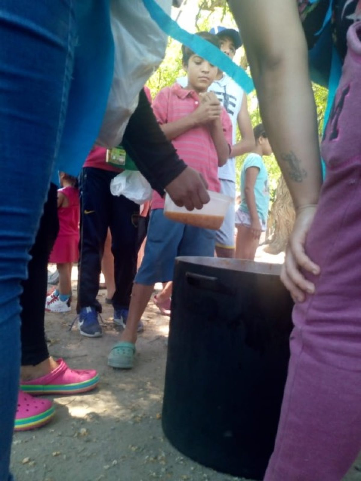 Barrios de Pie de Tucumán el 21.11.18