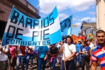 [Corrientes] Corrientes se expresó en defensa del trabajo