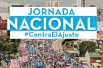 Barrios de Pie y otras organizaciones realizarán jornada nacional contra el ajuste.