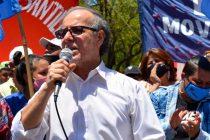"""[Chaco] """"Olivello debe irse antes que ocurra una tragedia. Pedimos diálogo y no represión"""""""