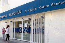 [Neuquén] Abrazo al Hospital Castro Rendón.