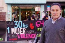 """[Lomas de Zamora] Ceballos: """"El Estado se limita a contar el número de víctimas en vez de evitar que sigan muriendo mujeres"""""""