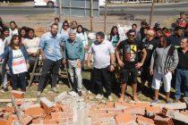 [San Nicolás] Contundente respaldo a reconstrucción de centro de formación
