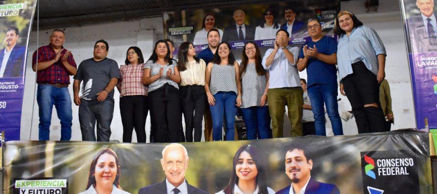 [Santiago del Estero] Libres del Sur cerró su campaña en la ciudad de La Banda con un acto
