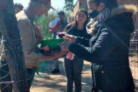 [Chaco] Barrios de Pie realizó 100 ollas populares
