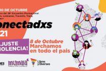 [Santa Fe] 8 de Octubre: Marchamos! Conectadxs 2021
