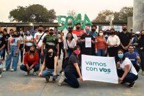 [Chaco] Conversatorio de Juventudes con candidatos de Vamos con Vos.