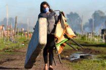 Con represión y desalojo, el gobierno de Kiciloff deja en la calle a 1400 familias