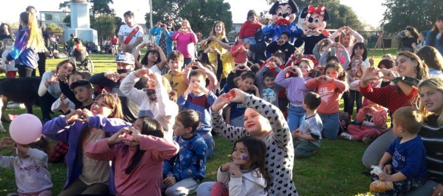 """[La Plata] """"Un país que incluya verdaderamente a las juventudes y a las infancias de todos los sectores"""""""
