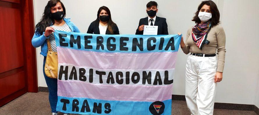 [Santiago del Estero] Presentan proyecto ante emergencia habitacional de personas trans desocupadas.