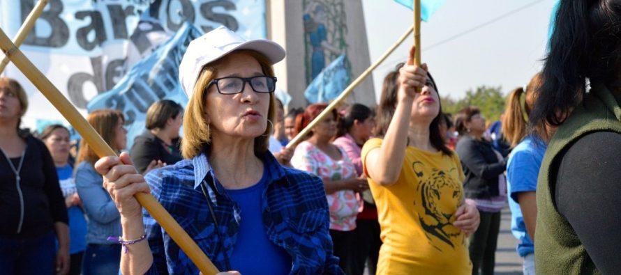 """[Tucumán] """"La gente está pasando hambre, Macri debe ocuparse de los más débiles"""" sostienen desde Barrios de Pie"""