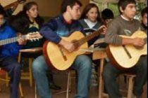 [La Rioja] Barrios de Pie crea escuela de música totalmente gratis