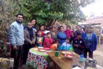 [Plottier] Nuevo espacio para los niños y niñas del barrio Alsogaray