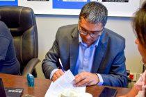 [Santiago del Estero] El diputado Fernando Giménez presentó proyecto para regular el teletrabajo.