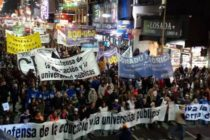 El Movimiento Estudiantil en Defensa de la Educación Pública y la Ciencia