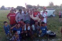 [San Nicolás] Campeonato de fútbol organizado por Barrios de Pie