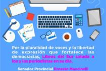 [Mendoza] Feliz Día del Periodista