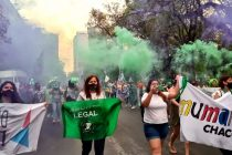 [Chaco] Mumalá continúa con las intervenciones pidiendo Aborto Legal 2020.
